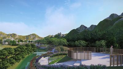 汕头赤坪村美丽乡村景观设计