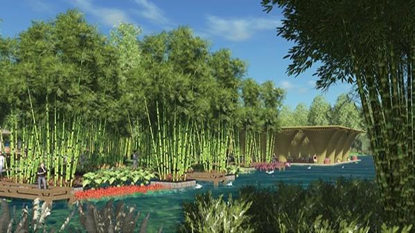 云南昆明·昆明湾度假酒店景观设计