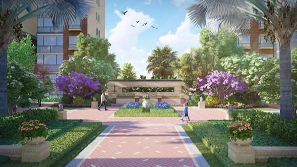 云南昆明·榕园社区景观设计