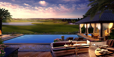 棣志景与您一起探讨酒店景观设计特点