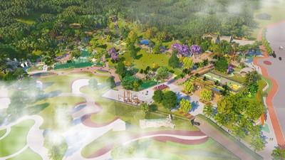 广东惠州·惠城生态公园景观设计