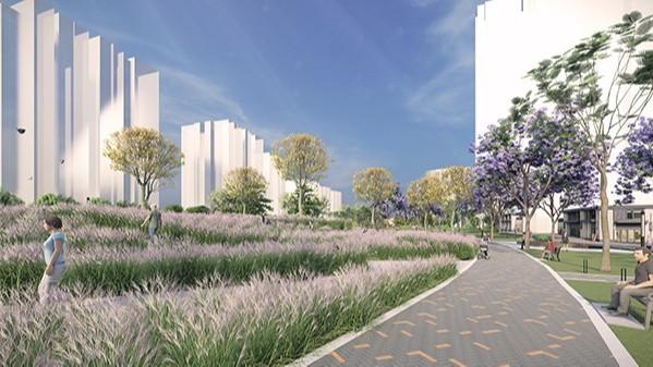 云南昆明·筑友双河湾畅想公园景观设计