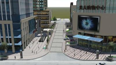 云南文山·光大广场景观设计