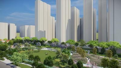 云南昆明筑友双河湾畅想公园景观设计