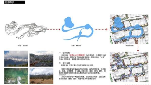 云南丽江·和府酒店景观设计