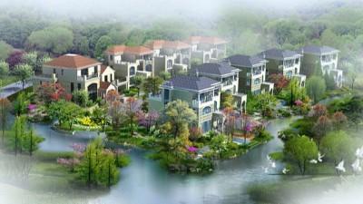 江苏扬州·御园住宅花园景观设计