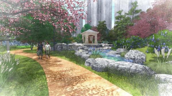 广东陆丰·海王产业园景观设计