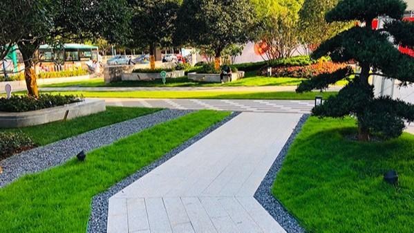 云南昆明·美立方地产展示区景观设计