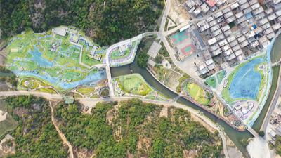 广东汕头·赤坪村美丽乡村文创公园景观设计