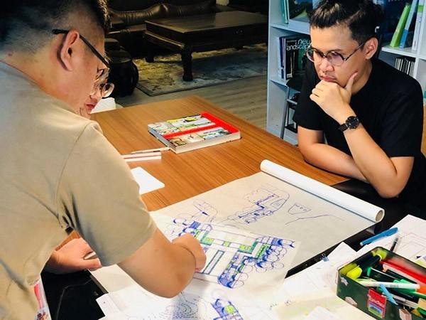 棣志景-设计会议