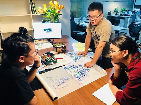 棣志景-设计研讨会