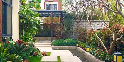 棣志景带您了解私人家庭庭院景观设计两大细节问题