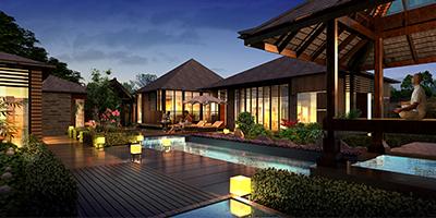 棣志景告诉您常见的酒店景观设计风格有哪些