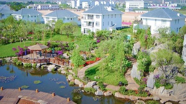 云南昆明·马可波罗实景(城市别墅居住区)景观设计