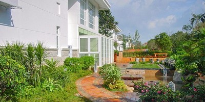棣志景教您如何设计私家花园景观