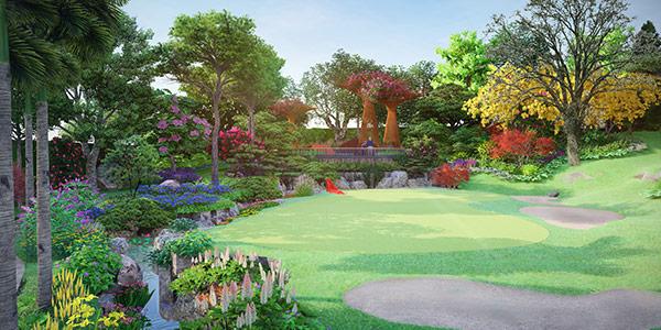 棣志景为您讲解园林景观设计中常见的问题概述