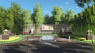云南昆明·经典昆明湾居住区景观设计