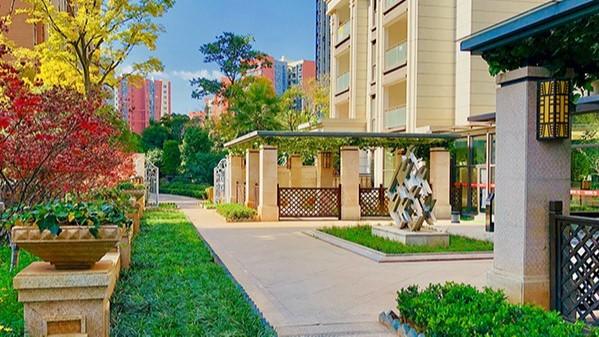 云南昆明·长丰星辰园居住区景观设计