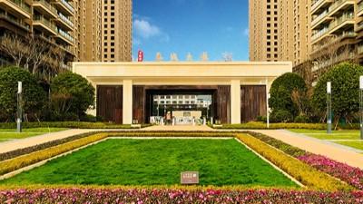 云南昆明·领秀玉坤苑住宅花园景观设计