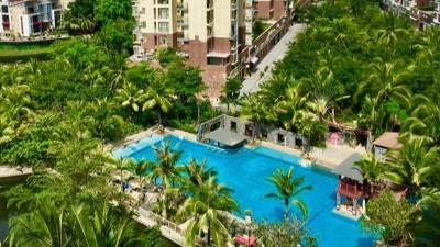 海南三亚·山水国际别墅区景观设计